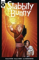 Scout Comics's Stabbity Bunny Issue # 8