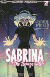 Archie Comics Group's Sabrina the Teenage Witch: Something Wicked Issue # 2b