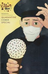 Image Comics's Ice Cream Man Presents: Quarantine Comix Special Issue # 1b
