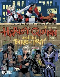 DC Black Label's Harley Quinn and the Birds of Prey Issue # 1