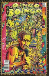 Acme Ink's Rock & Roll Biographies: Oingo Boingo Issue # 1