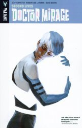 Valiant Entertainment's The Death-Defying Doctor Mirage: Second Lives TPB # 1
