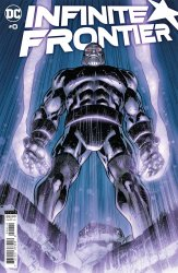 DC Comics's Infinite Frontier Issue # 0 - 2nd print