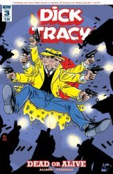 IDW Publishing's Dick Tracy: Dead or Alive Issue # 3