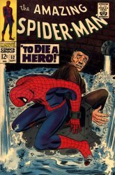 Marvel Comics's The Amazing Spider-Man Issue # 52