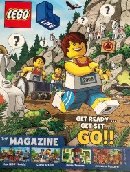LEGO Systems's LEGO Life Magazine Issue jul/oct 2020