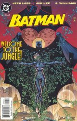DC Comics's Batman Issue # 611