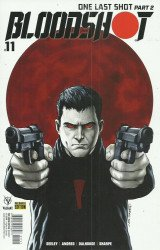 Valiant Entertainment's Bloodshot Issue # 11d