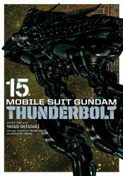 Viz Media's Mobile Suit Gundam: Thunderbolt TPB # 15