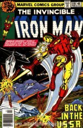 Marvel Comics's Iron Man Issue # 119