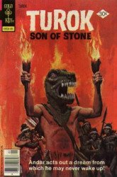Gold Key's Turok, Son of Stone Issue # 113