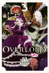 Yen Press's Overlord: The Undead King Oh Soft Cover # 3
