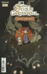 BOOM! Studios's Over the Garden Wall: Soulful Symphonies Issue # 5