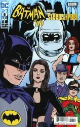 DC Comics's Batman '66 Meets Steed and Mrs. Peel Issue # 6