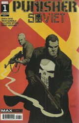 Marvel Comics's Punisher: Soviet Issue # 1