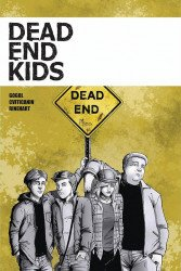 Source Point Press's Dead End Kids TPB # 1