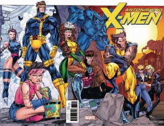 Marvel Comics's Astonishing X-Men Issue # 1g