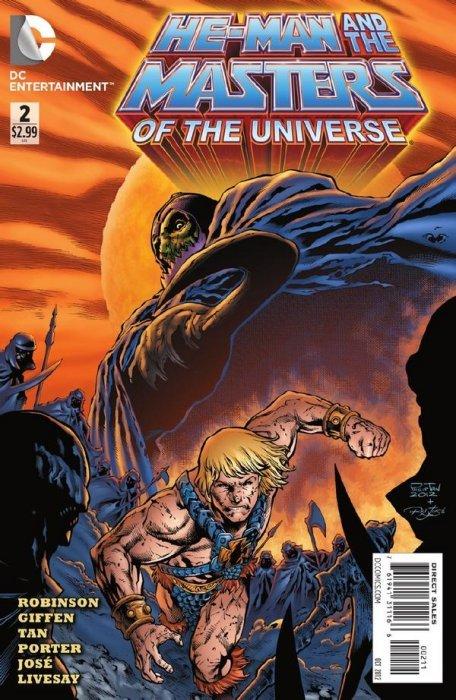Helpful Masters Of The Universe Tp Vol 02 Origins Of Eternia Dc Comics Comics