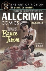 Art of Fiction's All Crime Issue # 3