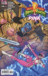 BOOM! Studios's Mighty Morphin Power Rangers: Pink Issue # 4