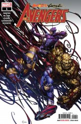 Marvel Comics's Absolute Carnage: Avengers Issue # 1