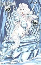 Coffin Comics's Lady Death: Moments Issue # 1kickstarter-b