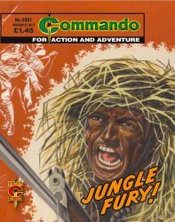 D.C. Thomson & Co.'s Commando: For Action and Adventure Issue # 4381