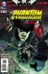 DC Comics's Trinity of Sin: The Phantom Stranger Issue # 11