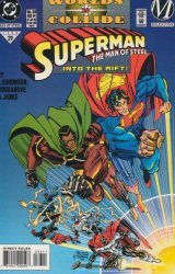 DC Comics's Superman: The Man of Steel Issue # 36