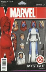 Marvel Comics's Powers of X Issue # 2c