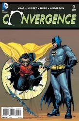 DC Comics's Convergence Issue # 5c