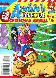 Archie Comics Group's Archie's Funhouse Double/Comics Digest Issue # 23