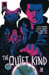 Dark Horse Comics's The Quiet Kind Issue # 1