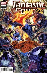 Marvel Comics's Fantastic Four Issue # 17c