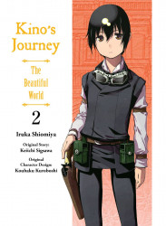 Vertical's Kino's Journey: The Beautiful World Soft Cover # 2