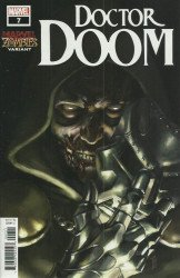 Marvel Comics's Doctor Doom Issue # 7b