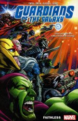 Marvel Comics's Guardians of the Galaxy TPB # 2