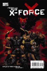 Marvel Comics's X-Force Issue # 16