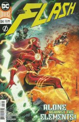 DC Comics's The Flash Issue # 84