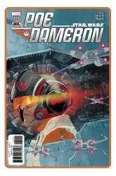 Marvel Comics's Poe Dameron Issue # 28
