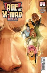 Marvel Comics's Age of X-Man: Omega Issue # 1
