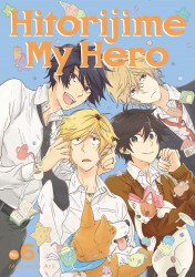 Kodansha Comics's Hitorijime: My Hero Soft Cover # 6