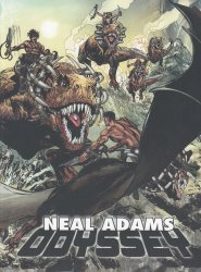 Self-Published's Neal Adams: Odyssey / Blood Sketchbook Issue # 1