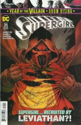 DC Comics's Supergirl Issue # 35