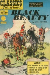 Gilberton Publications's Classics Illustrated #60: Black Beauty Issue # 2