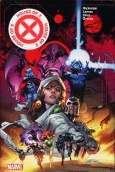 Marvel Comics's House Of X / Powers Of X  Hard Cover # 1
