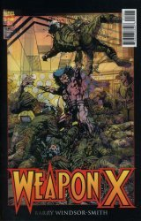 Marvel Comics's Weapon X Issue # 12b