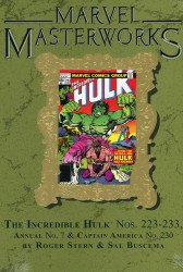 Marvel Comics's Marvel Masterworks: Incredible Hulk Hard Cover # 14b