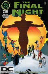 DC Comics's The Final Night Issue # 4b