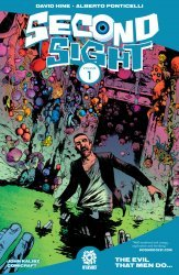 After-Shock Comics's Second Sight TPB # 1